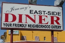 Jimmy's East-Side Diner Pompano Beach