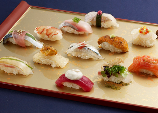 LocalEats Sushi of Gari 46 in New York restaurant pic