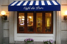LocalEats Cafe du Parc in Washington restaurant pic