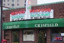 LocalEats Crisfield Seafood in Washington restaurant pic