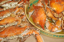 LocalEats Bethesda Crab House in Washington restaurant pic