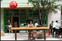 LocalEats Jo's Coffee in Austin restaurant pic