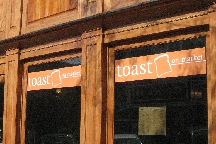LocalEats Toast on Market in New Albany restaurant pic