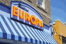 LocalEats Bistro Europa (Closed until June 30, 2014) in Buffalo restaurant pic