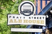 LocalEats Pratt Street Ale House in Baltimore restaurant pic