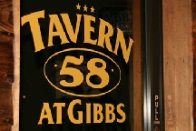 Tavern 58 at Gibbs Rochester