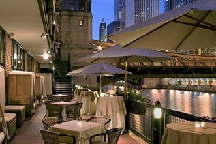 LocalEats Fulton&#39;s on the River  in Chicago restaurant pic