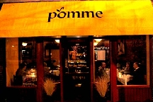 LocalEats Pomme in Clayton restaurant pic