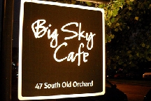 Big Sky Cafe photo