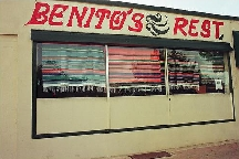 LocalEats Benito's in Fort Worth restaurant pic