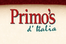 LocalEats Primo's d' Italia (CLOSED) in Oklahoma City restaurant pic