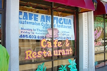 LocalEats Cafe Antigua in Oklahoma City restaurant pic