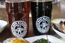 LocalEats Bank Street Brewhouse in Louisville restaurant pic