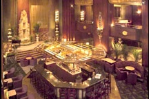 Bar at Palm Court, The photo