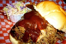 Memphis Blues Barbeque House photo
