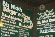 Big Nick's Burger and Pizza Joint photo