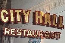 LocalEats City Hall in New York restaurant pic