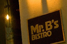 LocalEats Mr B's Bistro in New Orleans restaurant pic