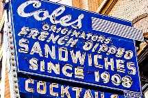 LocalEats Cole's in Los Angeles restaurant pic