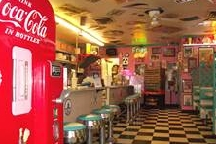 LocalEats Rock-Cola 50's Cafe in Indianapolis restaurant pic