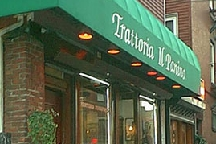 LocalEats Trattoria Il Panino in Boston restaurant pic