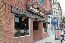 LocalEats Costello's Tavern in Boston restaurant pic