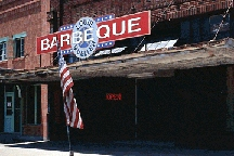 LocalEats Louie Mueller Barbecue in Austin restaurant pic