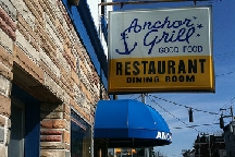 LocalEats Anchor Grill in Cincinnati restaurant pic