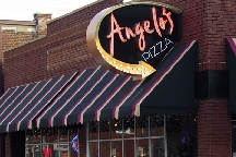 LocalEats Angelo's Pizza in Lakewood restaurant pic
