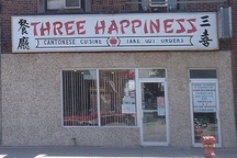 Three Happiness photo