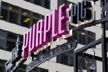 Purple Pig, The photo
