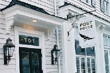 LocalEats Old Village Post House in Mount Pleasant restaurant pic