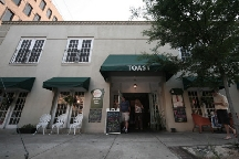 LocalEats Toast in Charleston restaurant pic
