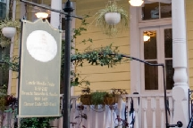 LocalEats Poogan's Porch in Charleston restaurant pic