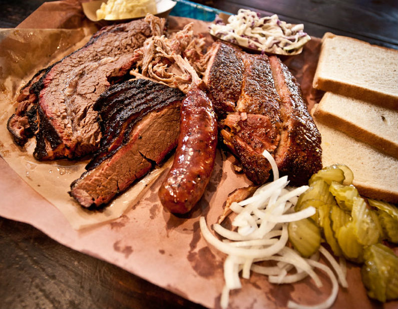 Franklin Barbecue photo