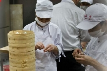 LocalEats Dim Tai Fung in Sydney restaurant pic