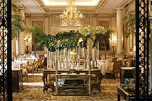 LocalEats Le Cinq in Paris restaurant pic