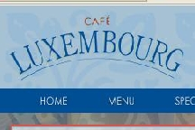 Cafe Luxembourg photo