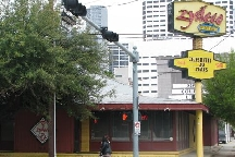 LocalEats Zydeco Louisiana Diner in Houston restaurant pic
