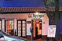 LocalEats Fonda el Refugio in Mexico City restaurant pic