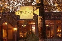 LocalEats River Cafe in Calgary restaurant pic