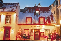LocalEats Aux Anciens Canadiens in Quebec City restaurant pic