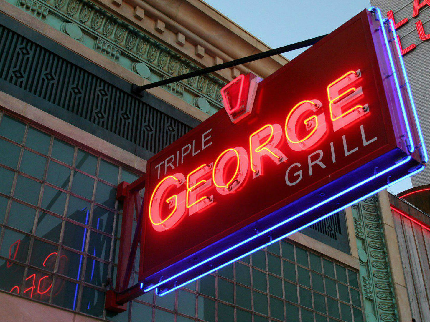 LocalEats Triple George Grill in Las Vegas restaurant pic