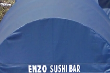 LocalEats Enzo Sushi in Quebec City restaurant pic