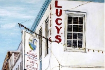 LocalEats Lucy's Retired Surfer's Bar & Restaurant in New Orleans restaurant pic