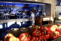 LocalEats Manta Ray in Tel Aviv restaurant pic