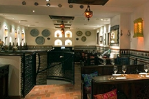 LocalEats Cafe Andaluz in Glasgow restaurant pic
