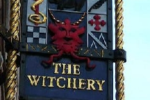 Witchery by the Castle, The photo