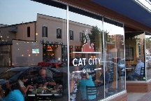 LocalEats Cat City Grill in Fort Worth restaurant pic