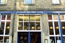 LocalEats Fishers in the City in Edinburgh restaurant pic